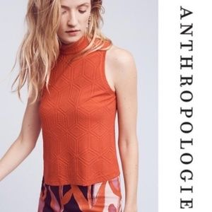 {Anthropologie} Top